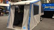 Caravan and Camping Show Camper Trailer