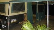 caravan and camping show trailer
