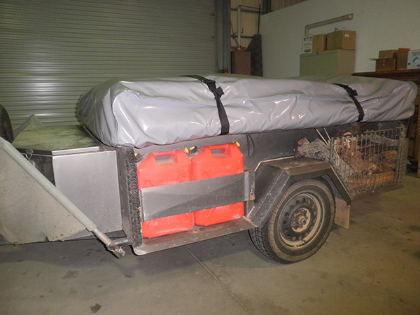 covers for camper trailers Adelaide 44