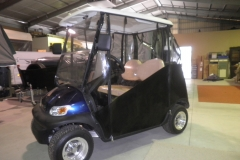 Golf Cart PVC Cover