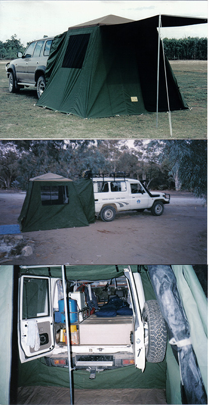 4WD Tents Adelaide