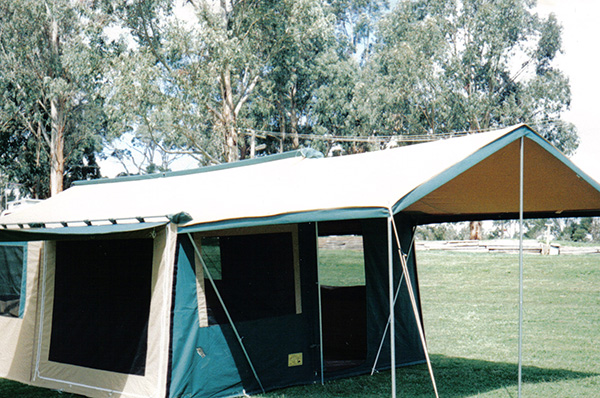 cabin tent suppliers adelaide