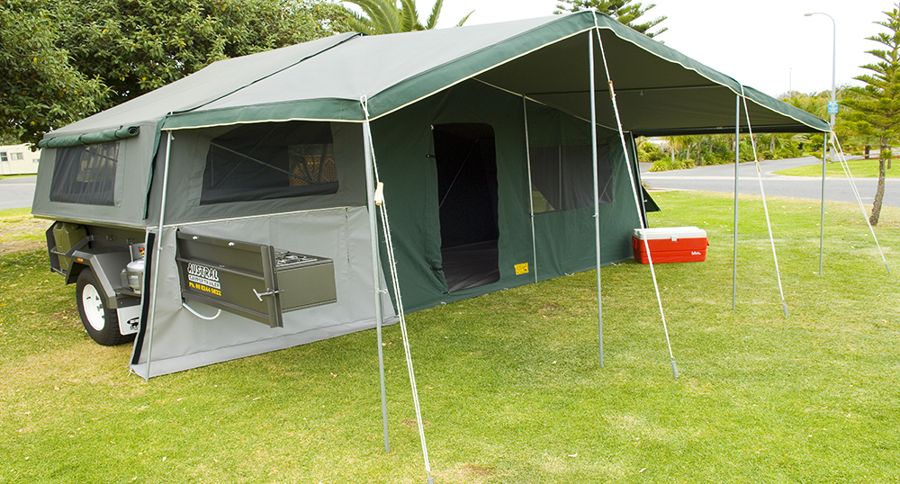 caravans annexes repairs and replacement